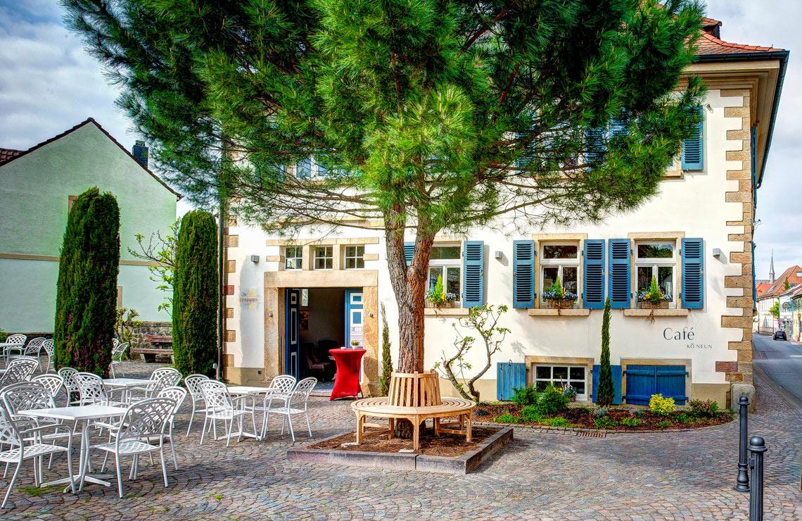 Kö Neun | Café am Königsgarten